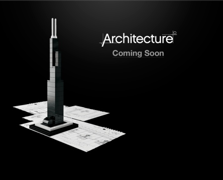 New Lego Architecture *coming soon