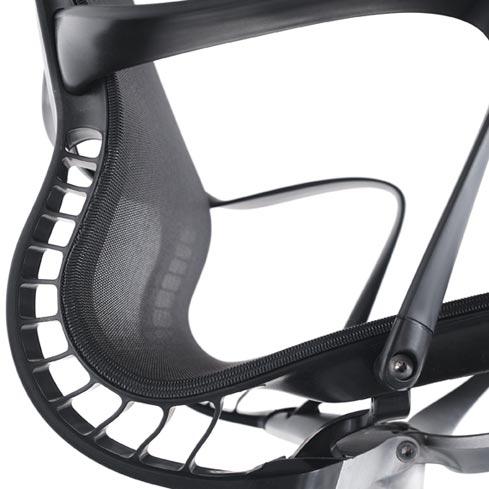 The Herman Miller Setu Chair.