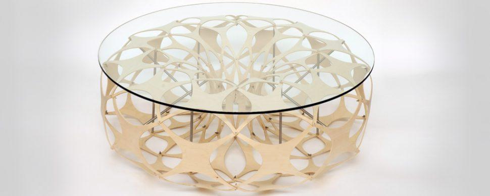 Lazerian table.