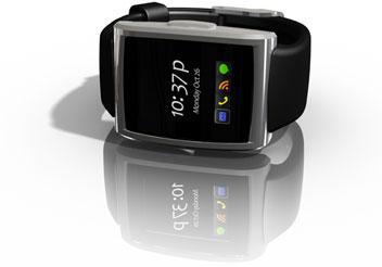Handfree Blackberry Watch