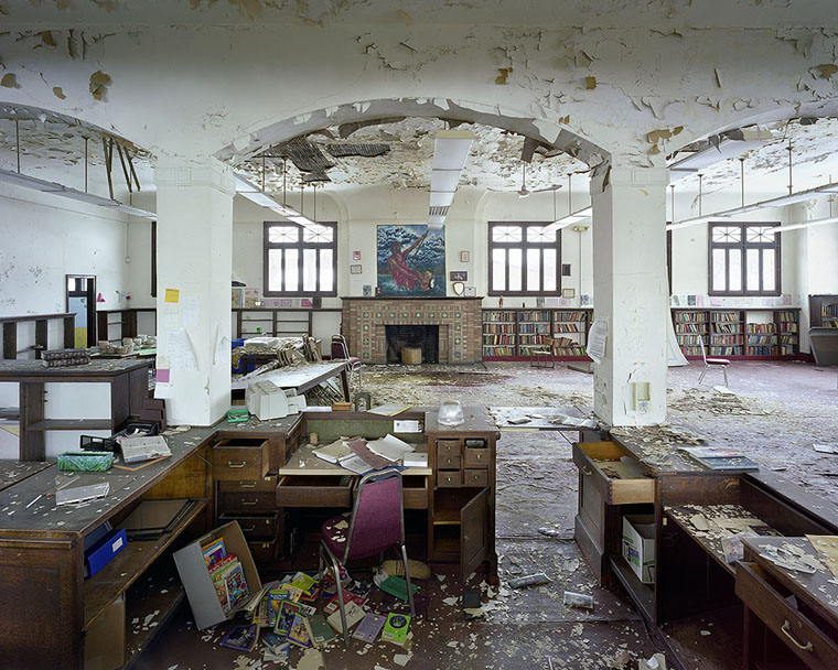 Detroit in Decay