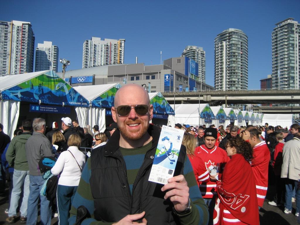Ticket to Ice Hockey