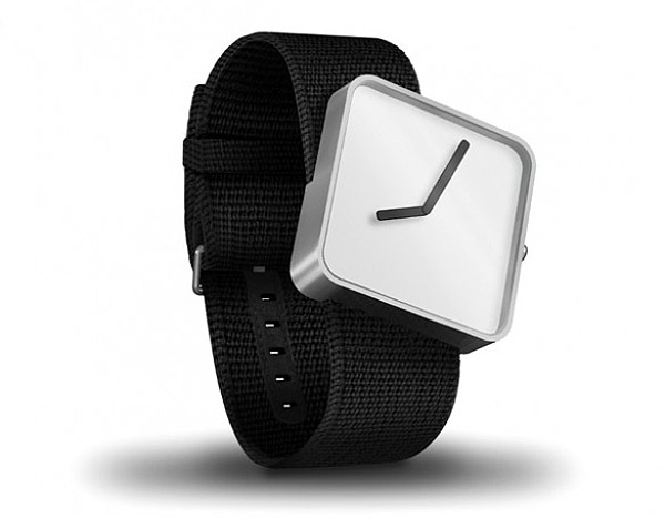 Watch, modern design, twist