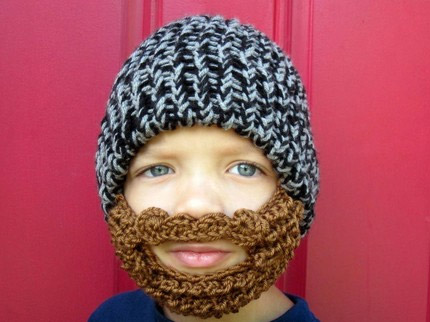 The kiddie Beard Bennie